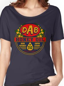 DAB Honey oil 710 Women's Relaxed Fit T-Shirt
