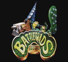 BattleToads Arcade by IckObliKrum92