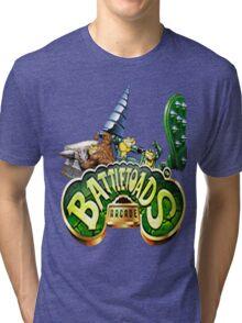 BattleToads Arcade Tri-blend T-Shirt
