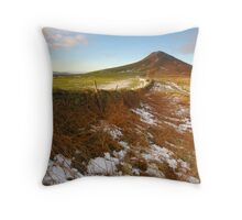 Roseberry Topping, Great Ayton, North Yorkshire Moors Throw Pillow