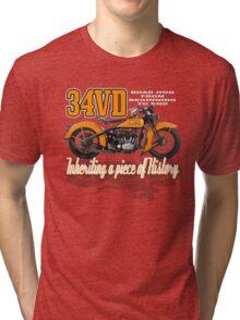 34 classic Tri-blend T-Shirt