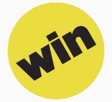 Win BuzzFeed Logo by organicmoo