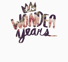 The Wonder Years floral logo  Unisex T-Shirt