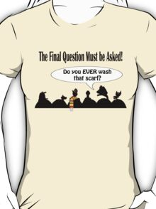 The Cosmic Question T-Shirt