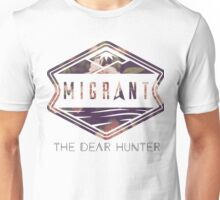 The Dear Hunter Migrant Floral Unisex T-Shirt