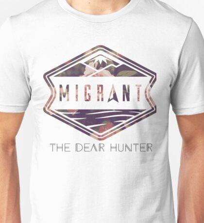 The Dear Hunter Migrant Floral Unisex T-Shirt