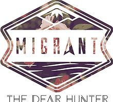 The Dear Hunter Migrant Floral by Luke Martin