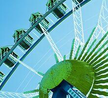 Giant Wheel by Klaus Offermann