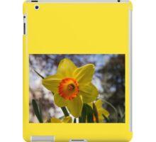 Happy Spring Blossom iPad Case/Skin