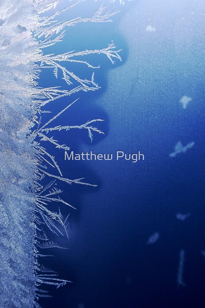 Crystallisation 2 by Matthew Pugh