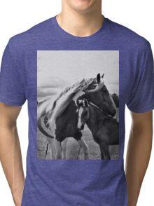 Mother & Son Tri-blend T-Shirt