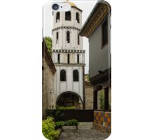 Of Courtyards and Belfries  iPhone Case/Skin