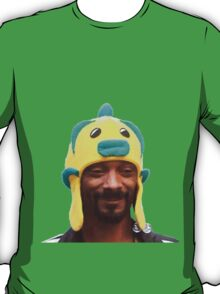 Snoop Doggy Dog Hat T-Shirt