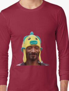 Snoop Doggy Dog Hat Long Sleeve T-Shirt