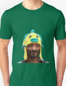 Snoop Doggy Dog Hat Unisex T-Shirt
