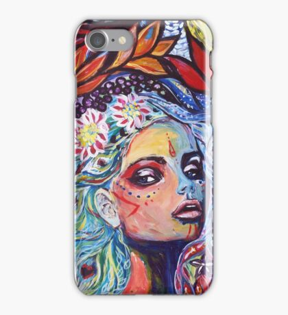 Divine Feminine iPhone Case/Skin