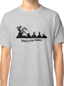 Arachnophobia!  Classic T-Shirt