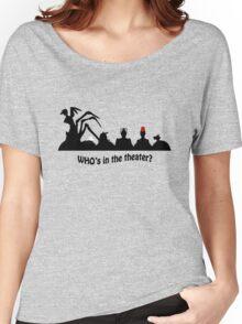 Arachnophobia!  Women's Relaxed Fit T-Shirt