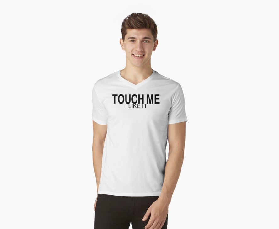 Touch Me (Black) by allyouhave
