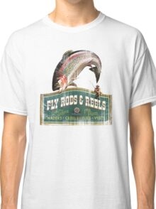 fly rods and reels Classic T-Shirt