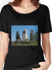 Point Danger Lighthouse Women's Relaxed Fit T-Shirt
