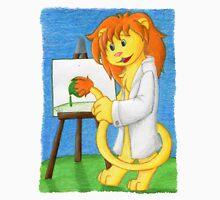 Artie the Art Lion T-Shirt