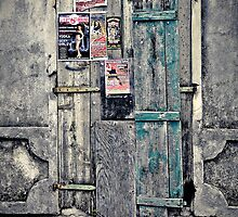 Mixed messages by Susana Weber