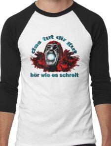 DAS TUT DIR GUT Men's Baseball ¾ T-Shirt