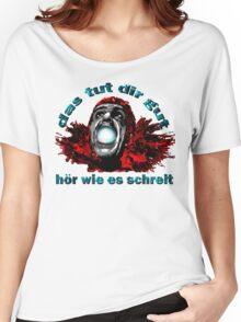DAS TUT DIR GUT Women's Relaxed Fit T-Shirt