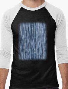 Ripples on Lake Superior Men's Baseball ¾ T-Shirt