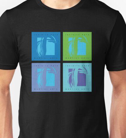 Infinite Path Martial Arts - Logo Panel (2012) Unisex T-Shirt