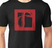 Infinite Path Martial Arts Logo - Red (2001) Unisex T-Shirt