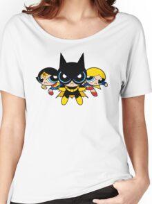 Supertough Girls Women's Relaxed Fit T-Shirt