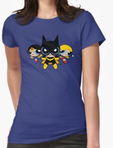 Supertough Girls Womens Fitted T-Shirt