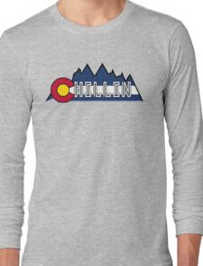 Chillin' in Colorado Long Sleeve T-Shirt