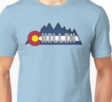 Chillin' in Colorado Unisex T-Shirt