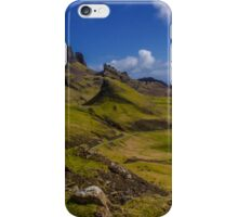 My Heart's in the Highlands iPhone Case/Skin