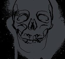 Oh Skull, You're So Metal by travbos