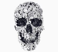 Doodle Skull Unisex T-Shirt