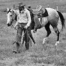 Cowgirl by Vendla