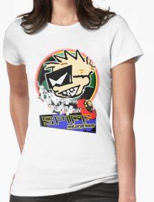 Spiff Enterprises Womens Fitted T-Shirt