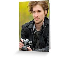 Photog Greeting Card
