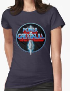 Greyskull Womens Fitted T-Shirt