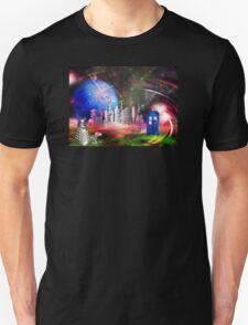 It's Universal! (Awaiting the Return) Unisex T-Shirt