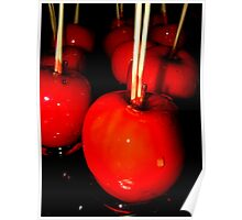 toffee apples Poster