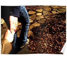 Take my Hand Poster