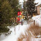 Tremblant Resort in Winter by Yannik Hay
