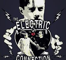 The Electric Connection (Vintage Sign) by torg