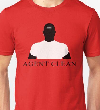Agent Clean Unisex T-Shirt