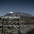 Last waterpoint by Vincent Riedweg